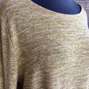 easel Tops - Easel Long Sleeve Tunic Sweater